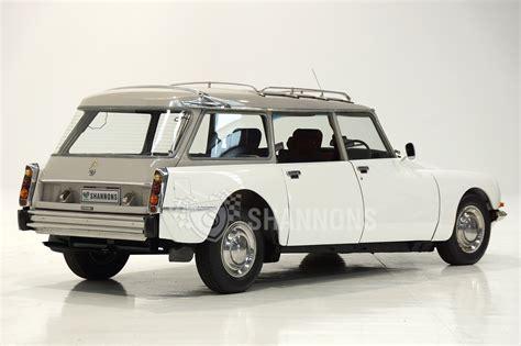 Citroen Wagon by Sold Citroen Ds 23 Safari Wagon Auctions Lot 46 Shannons