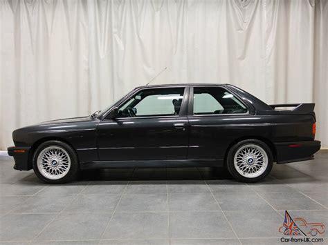 Bmw E30 by Bmw M3 E30 Coupe
