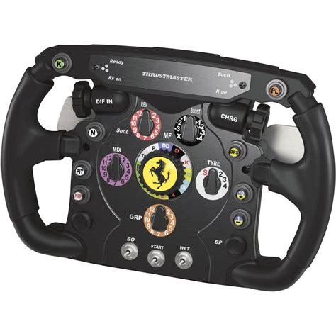 Thrustmaster Ferrari Lenkrad by Thrustmaster Ferrari 174 F1 Wheel Add On T500 Rs Lenkrad Usb
