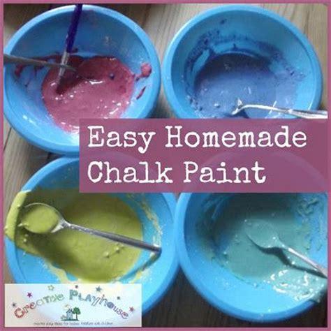 diy chalk paint using cornstarch http www creativeplayhouse mumsinjersey co uk 2012 11