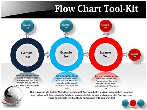 10 best images about flowchart powerpoint template on