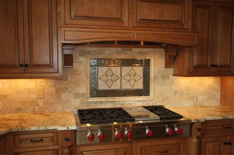 custom backsplash mirror traditional kitchen custom backsplash traditional kitchen other