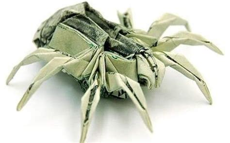 the best origami stunning origami made using only money i like to waste