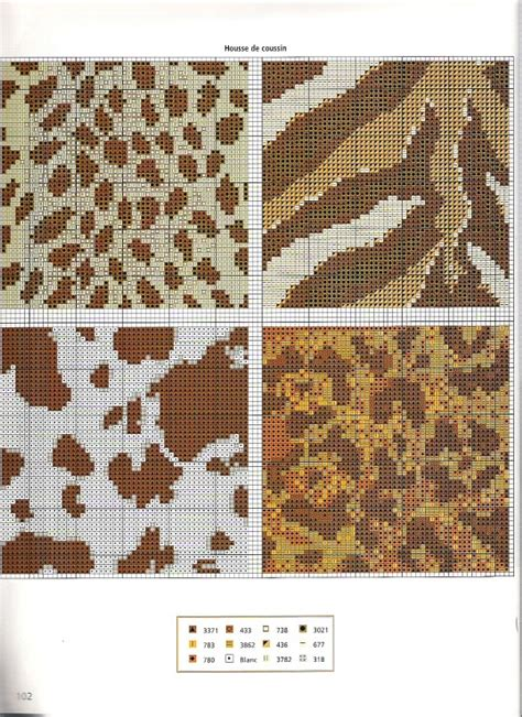 free knitting charts animals 17 best images about animal print knit patterns on