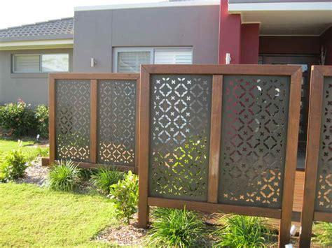 privacy screens for backyards triyae backyard deck privacy ideas various design