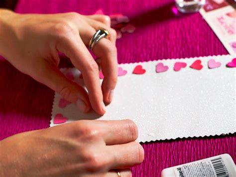 make valentines day card handmade s day cards hgtv