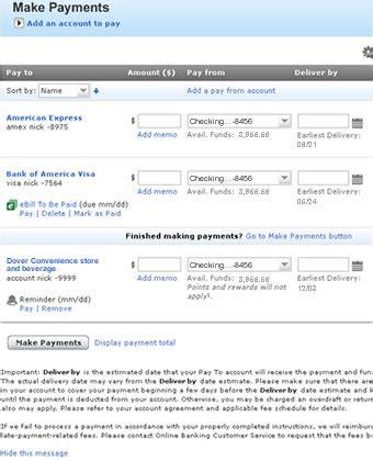 bank of america credit card make payment bank of america credit card payment zip code interbuyerszo