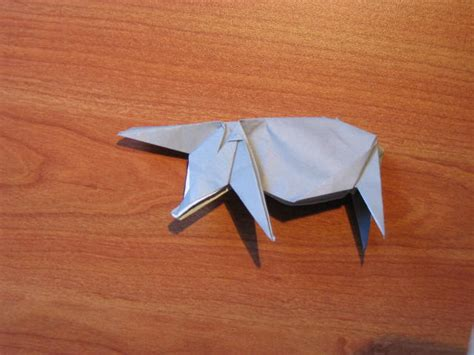 origami rhinoceros origami rhino algorithm co il