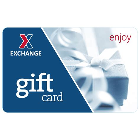 gift card product name exchange gift cards shop the exchange