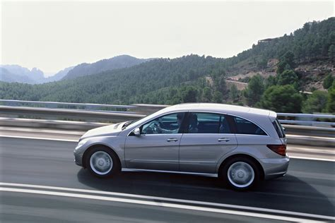 2006 Mercedes R Class by 2006 Mercedes R Class Review Top Speed