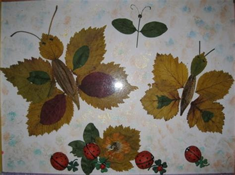 autumn leaves crafts for 15 cool applique ideas from autumn leaves kidsomania