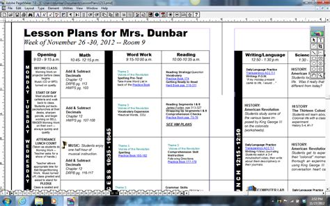 picture book lesson plans search results for lesson plan template printable page 2