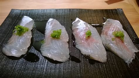 Suzuki Sashimi by 鱸 Suzuki Sea Bass Sashimi With Yuzu Juice Yelp