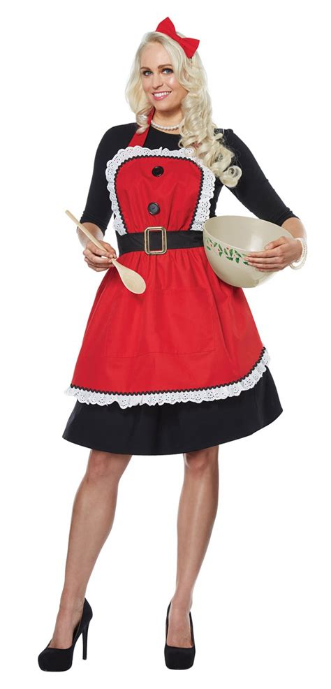 size mrs claus one standard size 01498 mrs santa claus