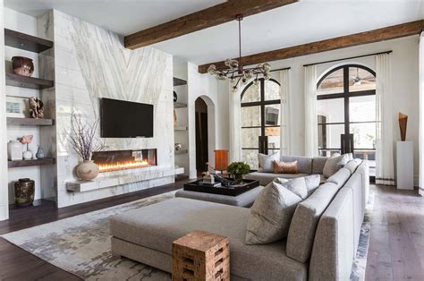 mediterranean style homes interior mediterranean style texan home with light flooded interiors