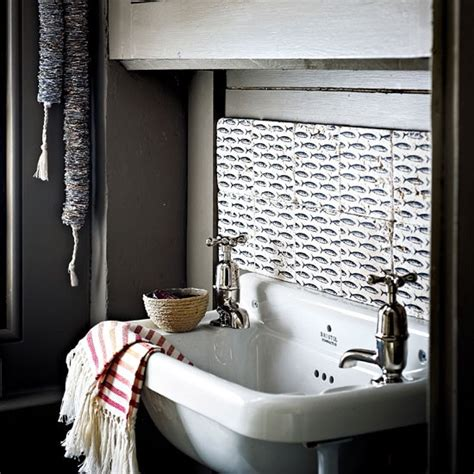 splashback ideas for bathrooms add a rustic splashback design ideas how to give your