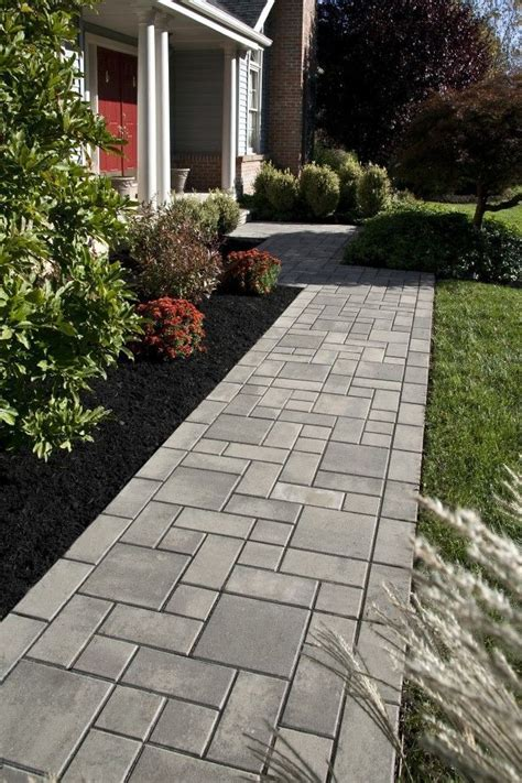 pathway designs 25 best sidewalk ideas on walkways walkway