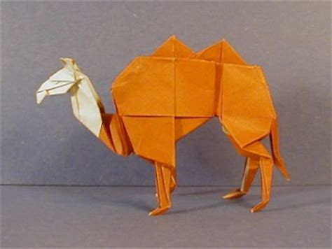 camel origami camel origami sculptures the unofficial montroll