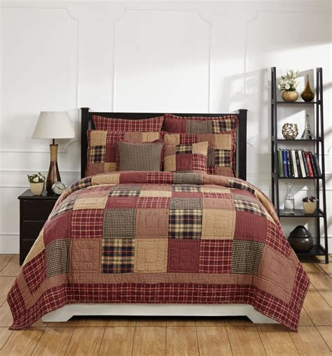 country bed sets 7pc rutherford bed quilt set by olivias country