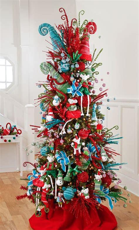 decorar arboles navidad arboles de navidad decorados 2016 2017 80 fotos y tendencias