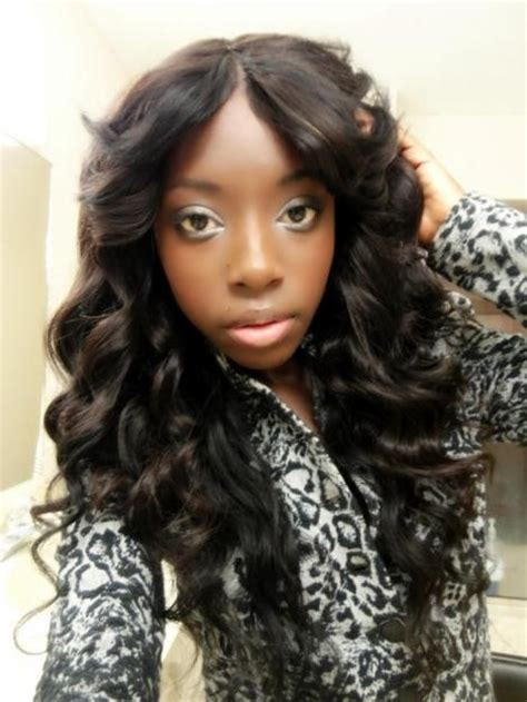 malaysian traditional hair styles long flipped curly sew in malaysian remy hair weave