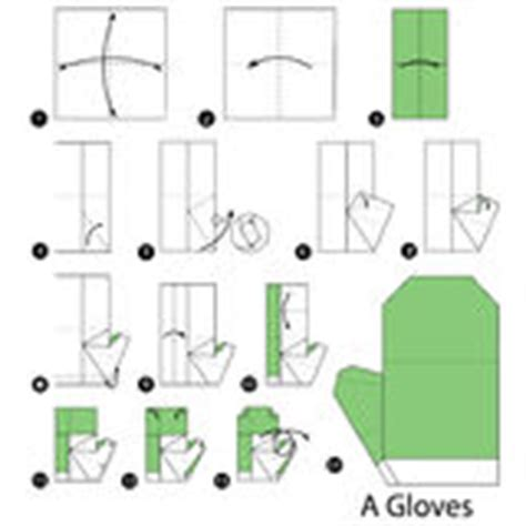 how to make origami gloves step by step how to make origami a gloves