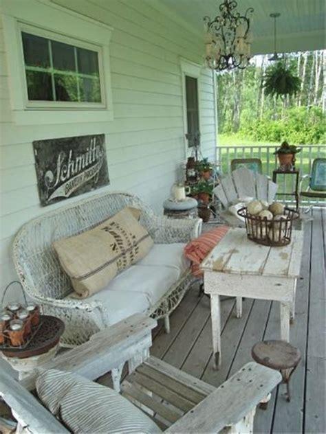 shabby chic outdoor furniture patios y terrazas en estilo shabby chic