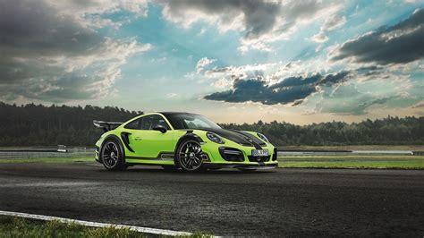 Car Wallpaper Porsche by 2016 Techart Porsche 911 Turbo Gtstreet R 3 Wallpaper Hd