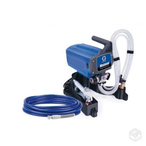 spray painter blaster maquina de pintura airless ultra max graco vazlon brasil