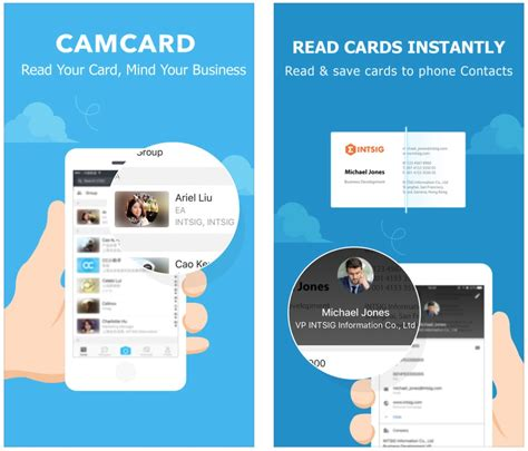 best reader app the best business card scanner apps for iphone