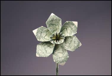 plumeria dollar origami curiosidades o o vagando en p 225 8