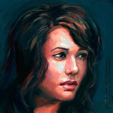 acrylic painting portrait wip acrylic portrait by tuolumney on deviantart