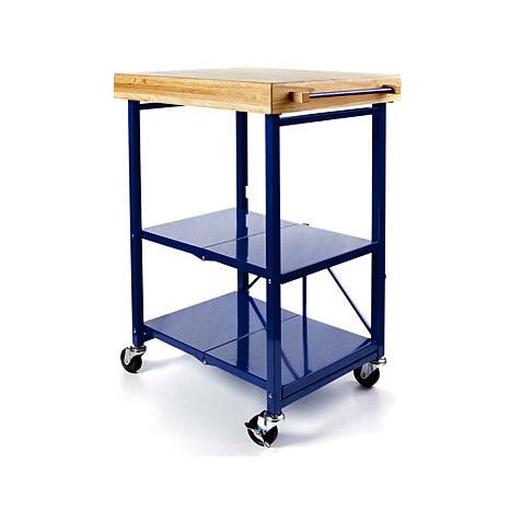 origami kitchen cart origami folding kitchen island cart with casters 8090466