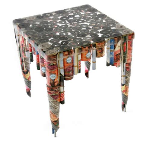 from recycled materials 8 unique tables made from recycled material mattermore