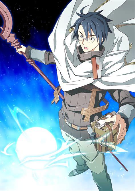 log horizon shiroe log horizon zerochan anime image board