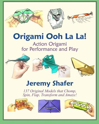 origami ooh la la biography of author shafer booking appearances