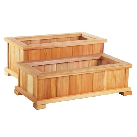 wooden planter box best 25 planter boxes ideas on building