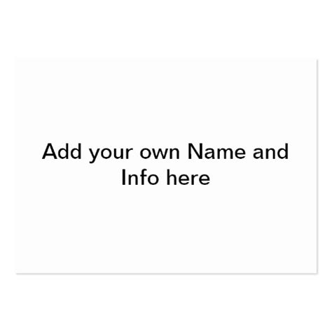 make ur own business cards for free create your own business cards zazzle