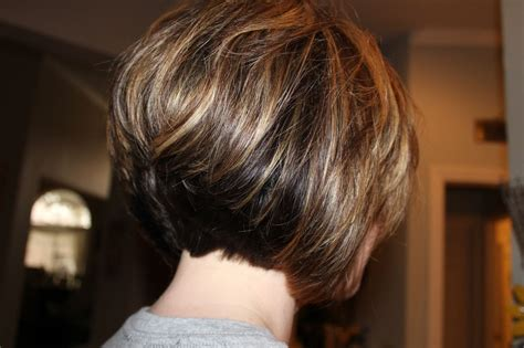 views of back of medium hairstyles back view bob hairstyles layered 72 with back view bob
