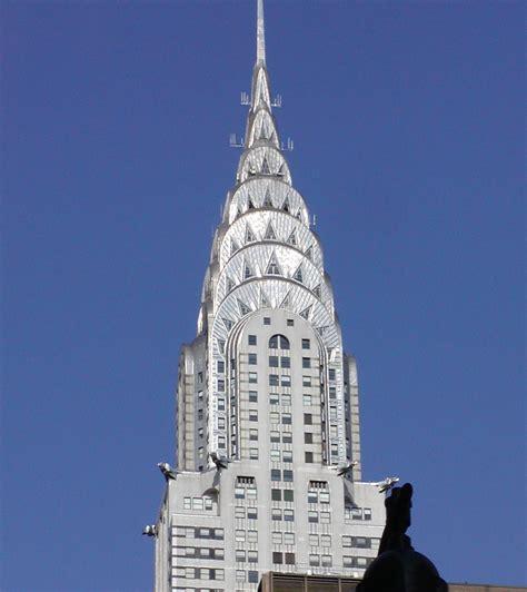 Chrysler Building Top file chrysler building top jpg