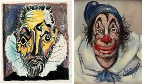 picasso paintings clowns 404 not found