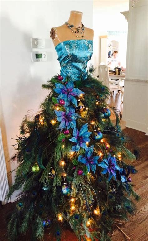 dressed trees 1000 images about dress form trees on