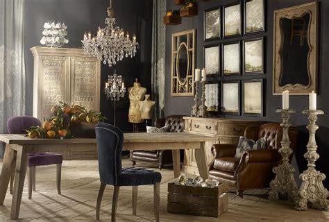 retro home interiors vintage style interior design ideas