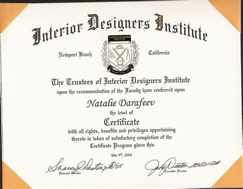 custom home plans interior design certification