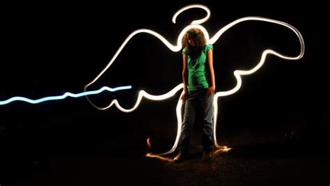 drawing lights led light drawing pens are easy to make didn t you