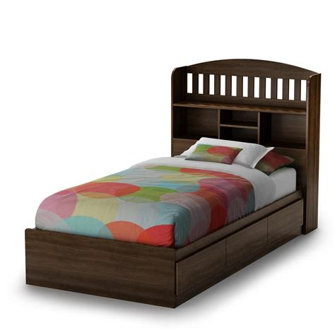 bed bookcase headboard how beautiful designs ideas about bed headboards