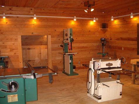 woodworking shop show us your shop jim chandler