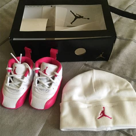 baby crib shoes jordans 31 other 12s valentines crib shoes