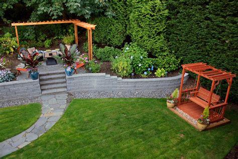 retaining garden wall ideas retaining wall ideas for best choice homestylediary