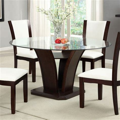 glass top dining room table sets dining room sets glass top glass top dining room sets